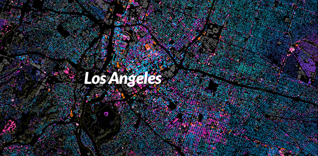 LA Data Visualization