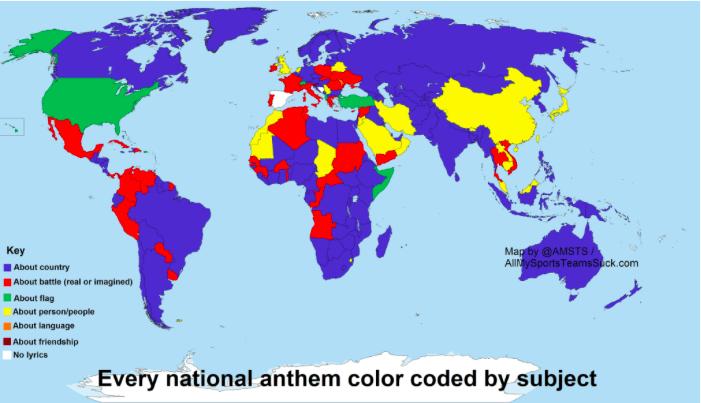 country data visualization