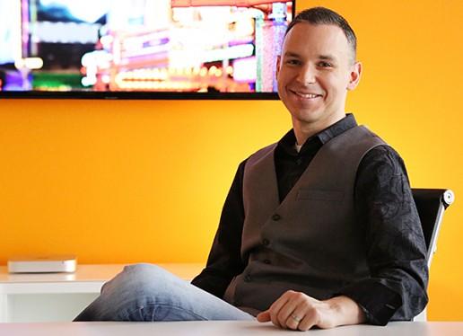 Dan Katrencik | Director of Visual Communications