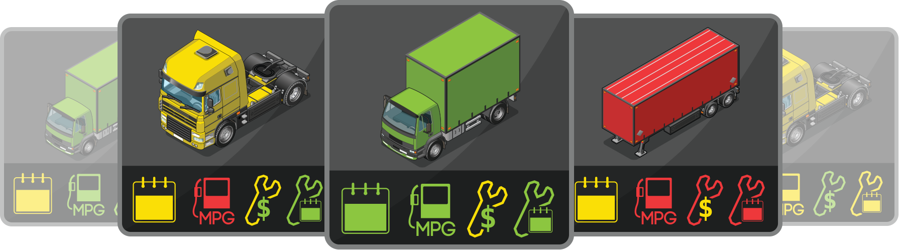 Now everyone can see the big picture | Fleet Management Tiles